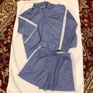 New!ProSpirit Shorts and jacket set.